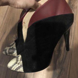 Colorbloc Zara heels